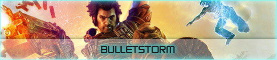 Bulletstorm (PC, PS3, Xbox 360)