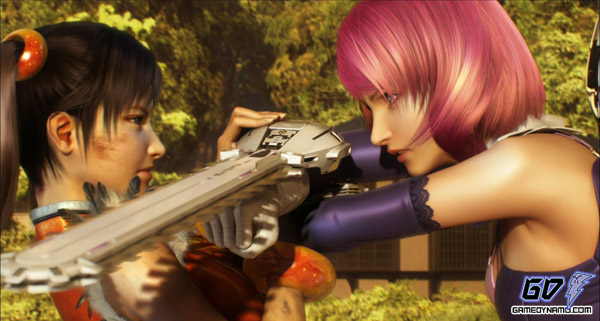 Tekken 3D: Prime Edition (Nintendo 3DS) Preview Screenshots