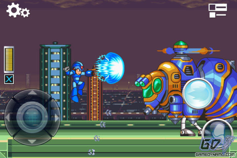 Mega Man X (iPhone, iPod Touch, iPad) Review Screenshots