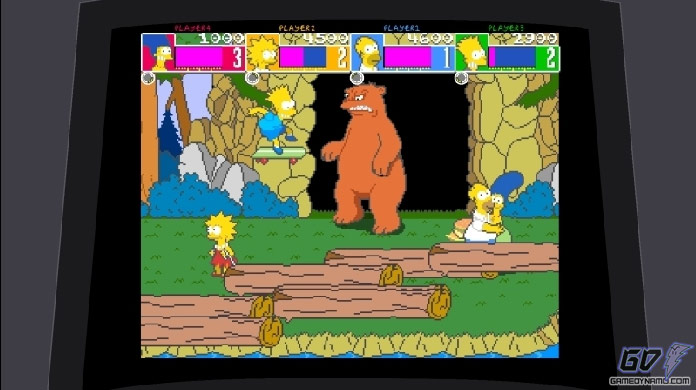 The-simpsons-arcade-game