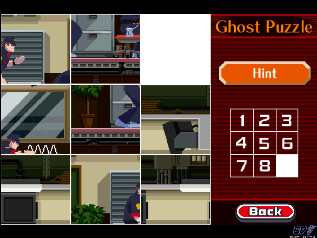 Ghost Trick: Phantom Detective on iOS, iPhone, iPad, iPod touch (Apple, iTunes, App Store)