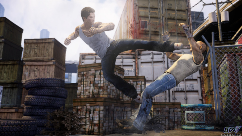 GameDynamo's Best of E3 2012: Best Gameplay - Sleeping Dogs (PC, PS3, Xbox 360)