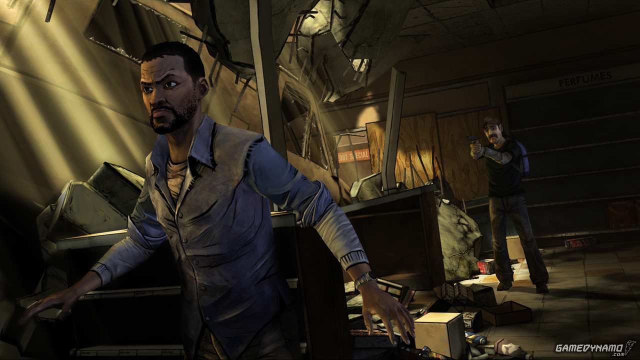 The Walking Dead: Episode Three - Long Road Ahead screenshots (Telltale, PC, PS3, Xbox, 360)
