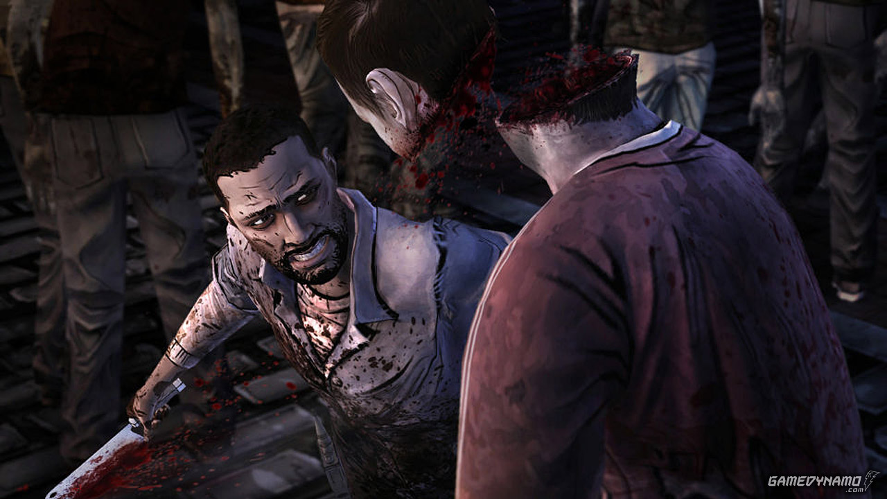 The Walking Dead: The Game - Episode 5: No Time Left Review Screenshots