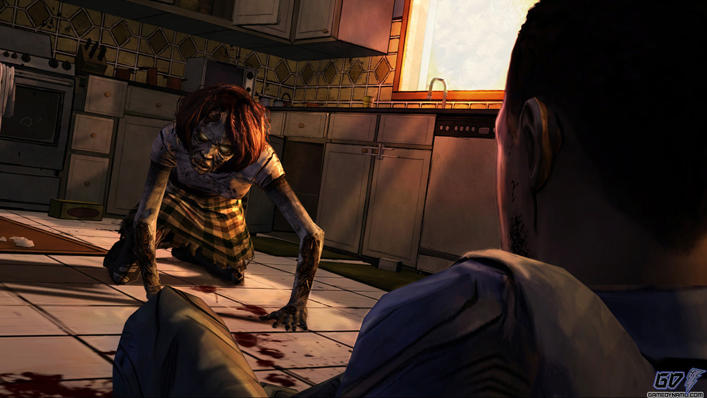 5 Games Gamers are Dying to Play in 2012 - The Walking Dead (Apr. 2012)