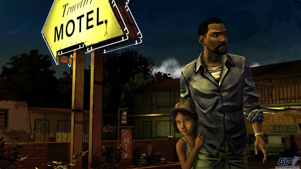 The Walking Dead Ep. 1: A New Day (PC, PS3, Xbox 360) Review Screenshots