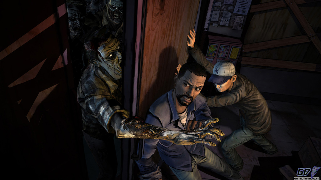The Walking Dead: The Game (PC, PS3, Xbox 360) Review Screenshots