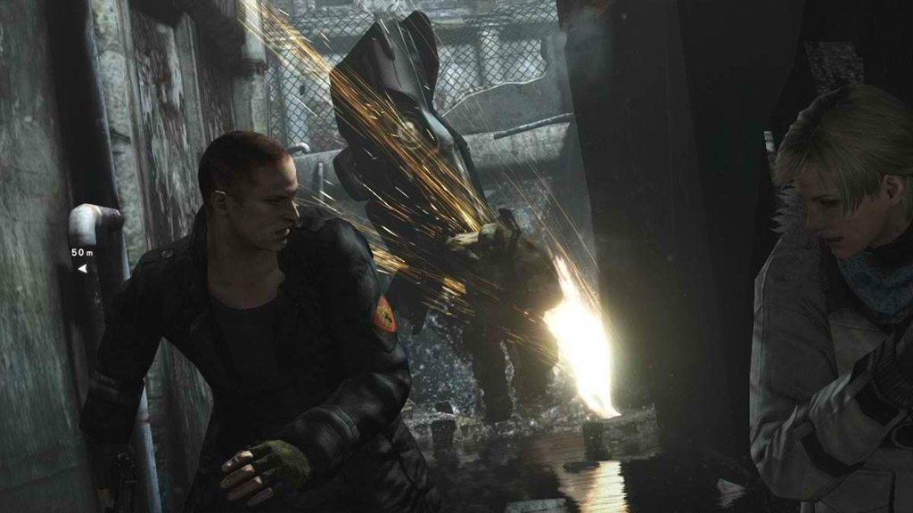 Resident Evil 6 Pc Hands On Preview Gamedynamo