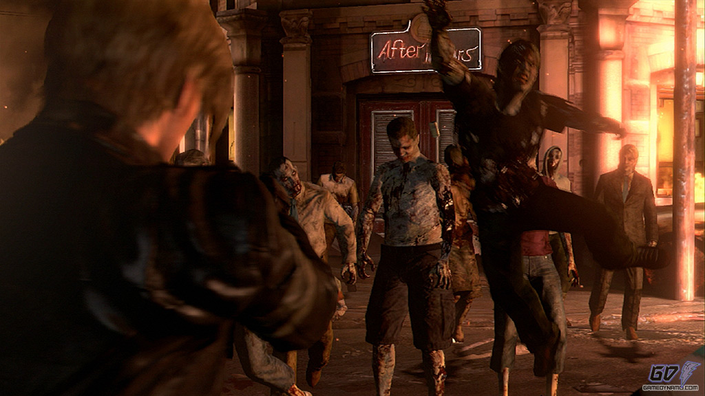Resident Evil 6 (PC, PS3, Xbox 360) Preview Screenshots
