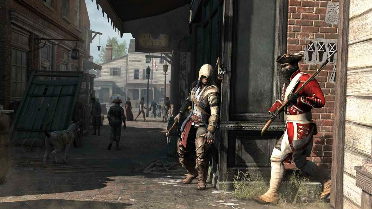 Assassins Creed 3 (PC, PS3, Xbox 360, Wii U) Preview Screenshots