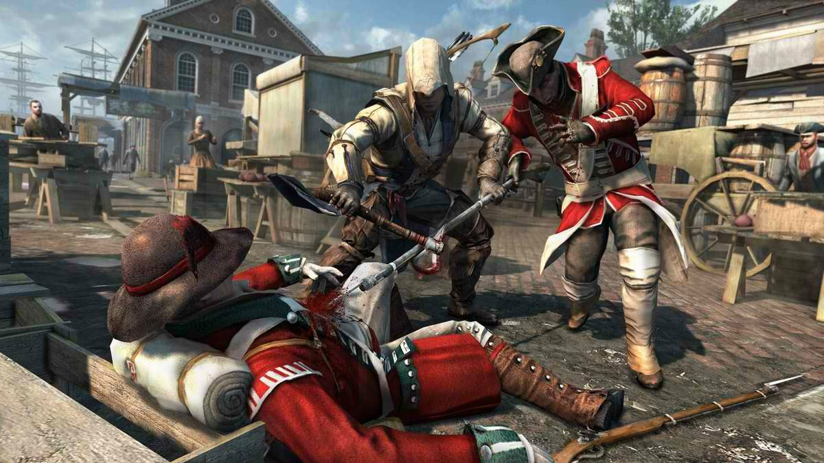Holiday Gifts: Video Games for Gamers 2012 - Assassin's Creed III