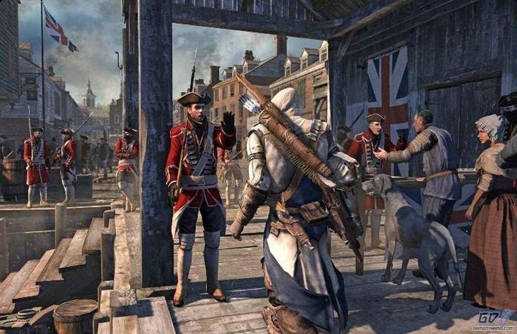 Assassin's Creed III is one of gamers' most anticipated video games of 2012