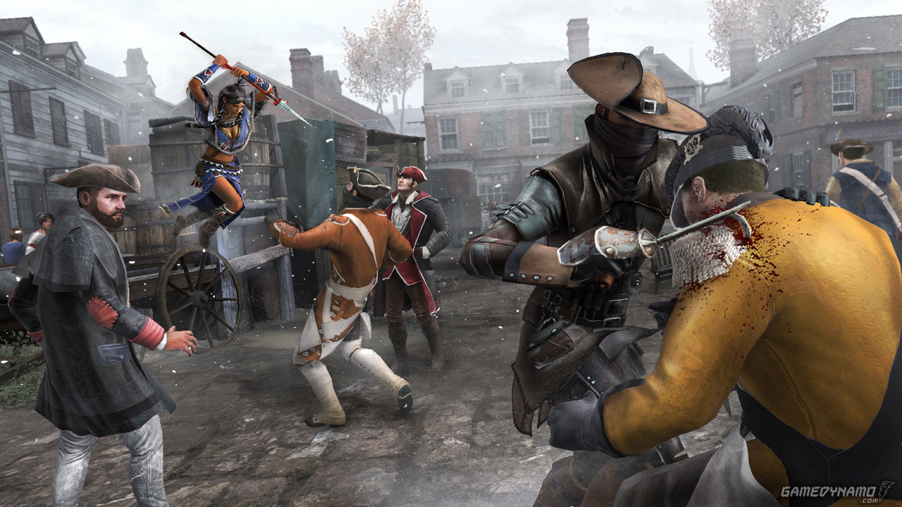 Game News: Assassin's Creed III for PC delayed; first ...