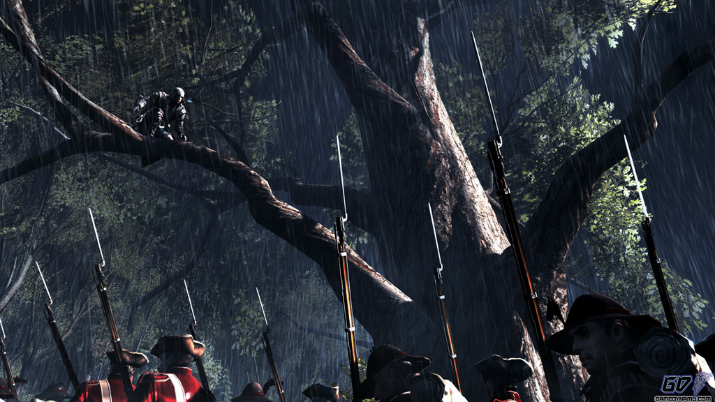 Assassin's Creed III(Xbox 360, Playstation 3, Wii U, PC) Review Screenshots