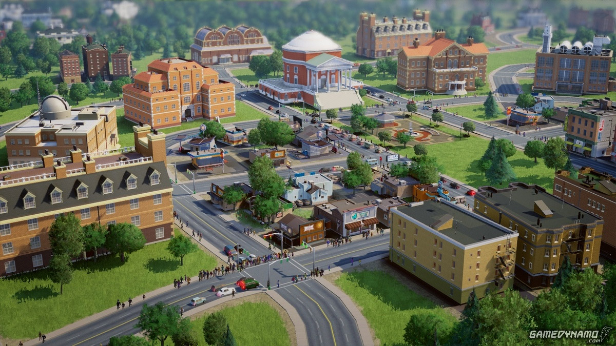 SimCity (PC) Hands-On Preview Screenshots