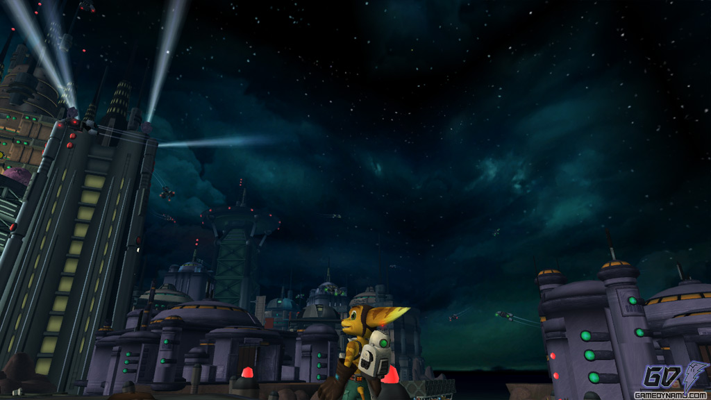 Ratchet & Clank Collection screenshots for PS3 (Idol Minds, Insomniac, Sony, SCE)