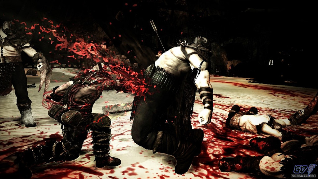 Bloodforge ( Xbox 360) Review Screenshots