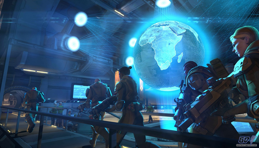 XCOM: Enemy Unknown (PC, PS3, Xbox 360) Hands-On Preview Screenshots