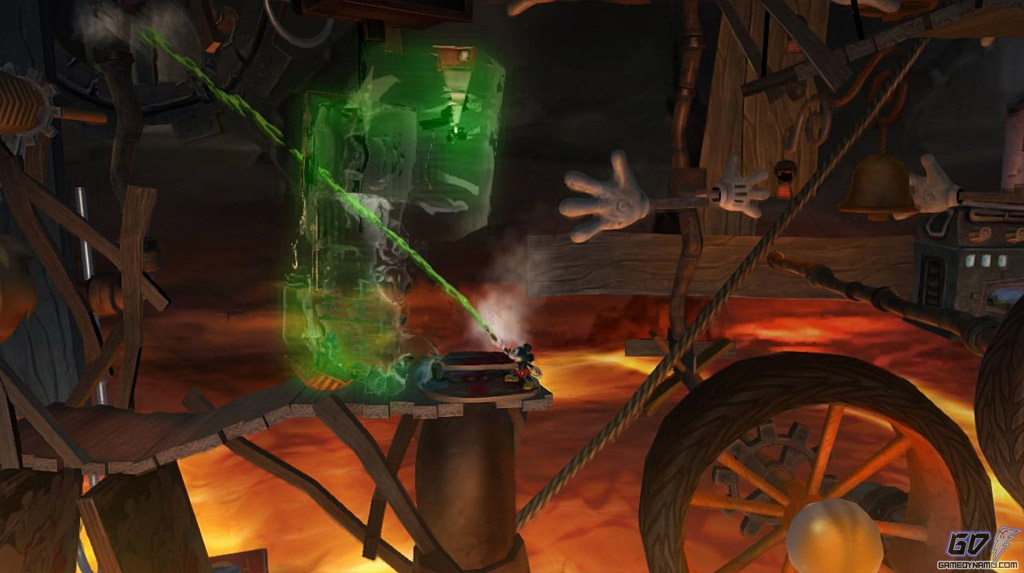 Epic Mickey developer Junction Point closed