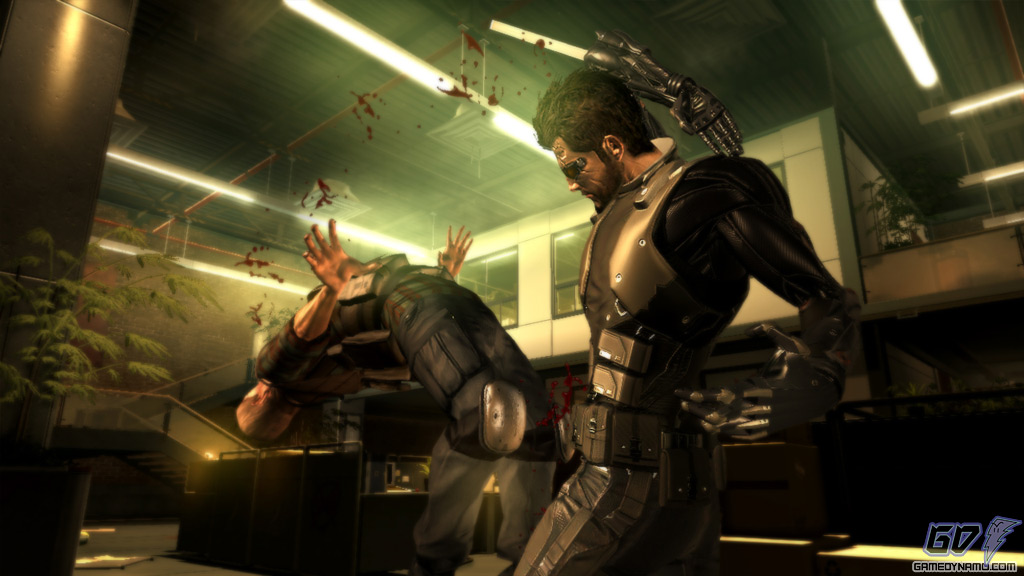 'Sinister' Director Scott Derrickson to head Deus Ex screen adaptation