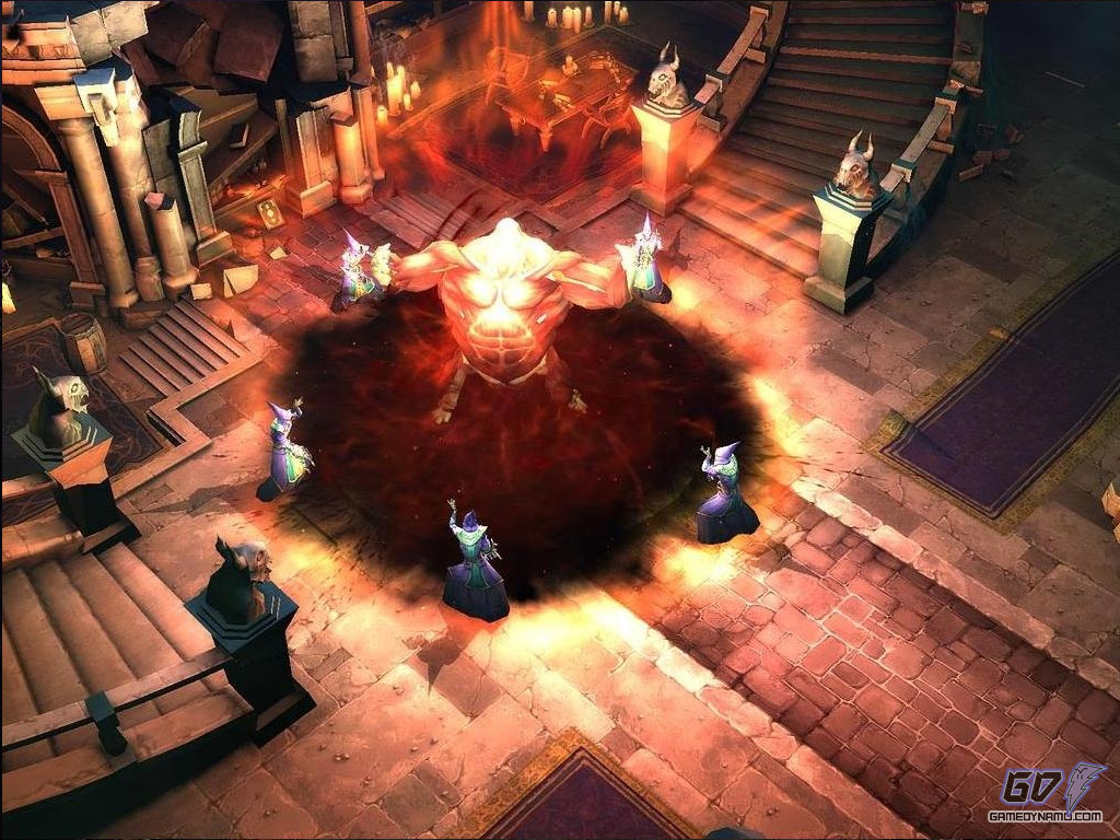 Diablo III on PC will remain always-online