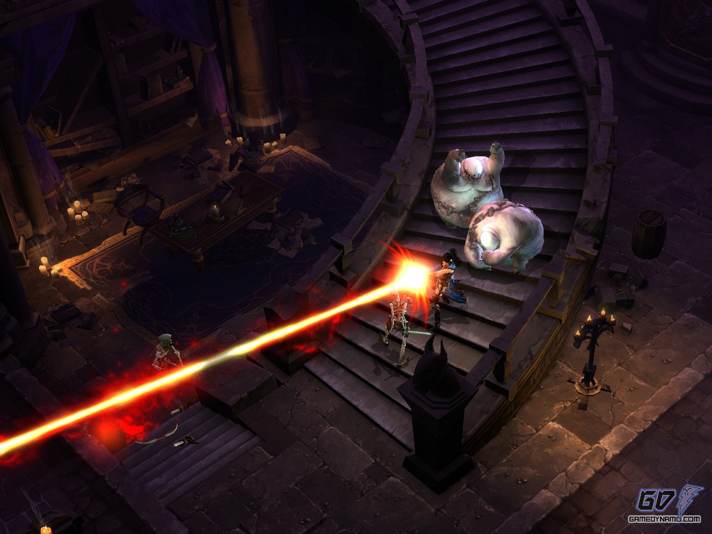 5 Games Gamers are Dying to Play in 2012 - Diablo 3 (May. 2012)