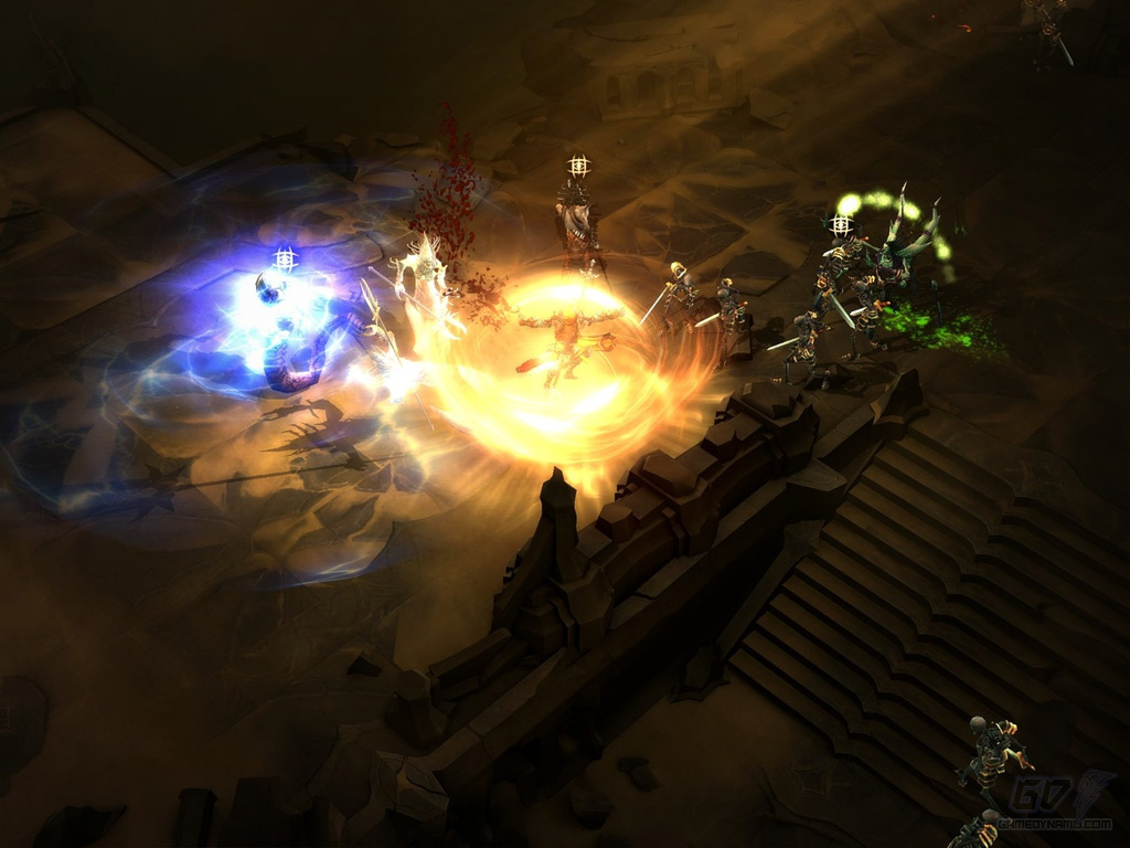 Diablo III (PS3, Xbox 360) Review Screenshots