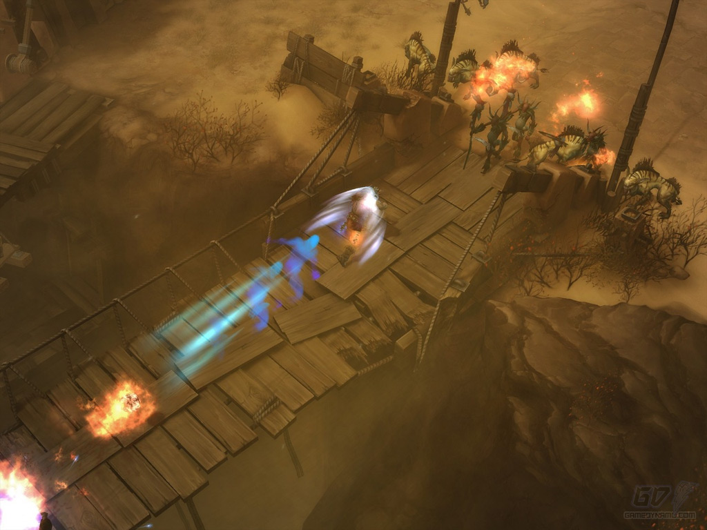 "Blizzard acknowledges that Diablo III ""needs to be a better game."""