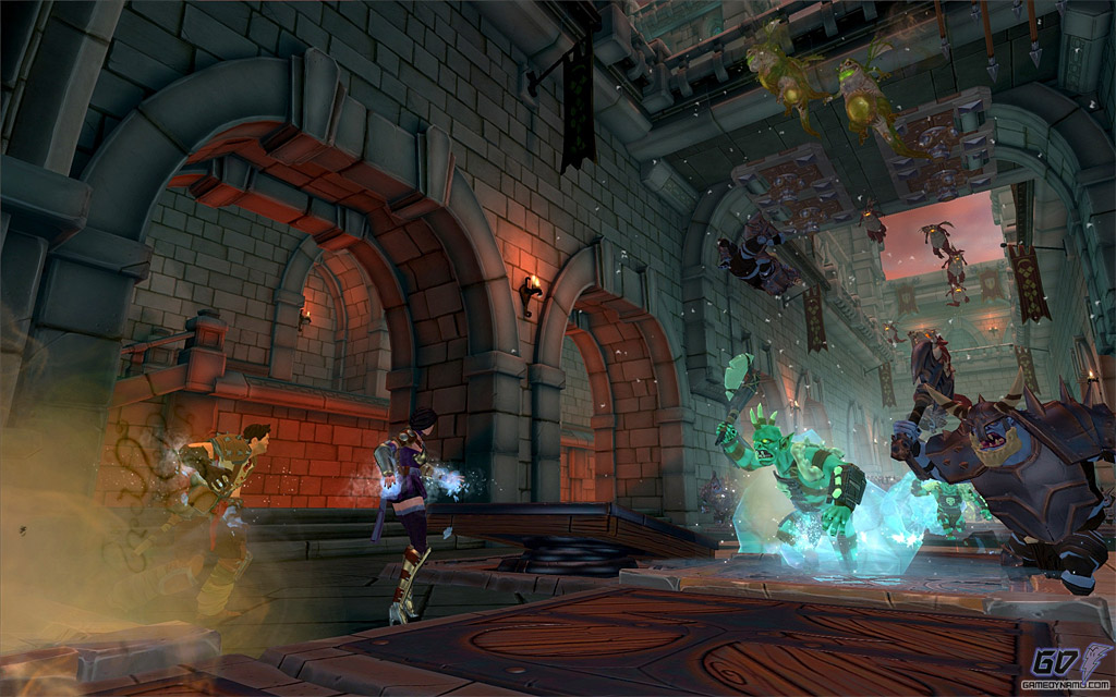Orcs Must Die! 2 (PC, PS2, Xbox 360) Review Screenshots