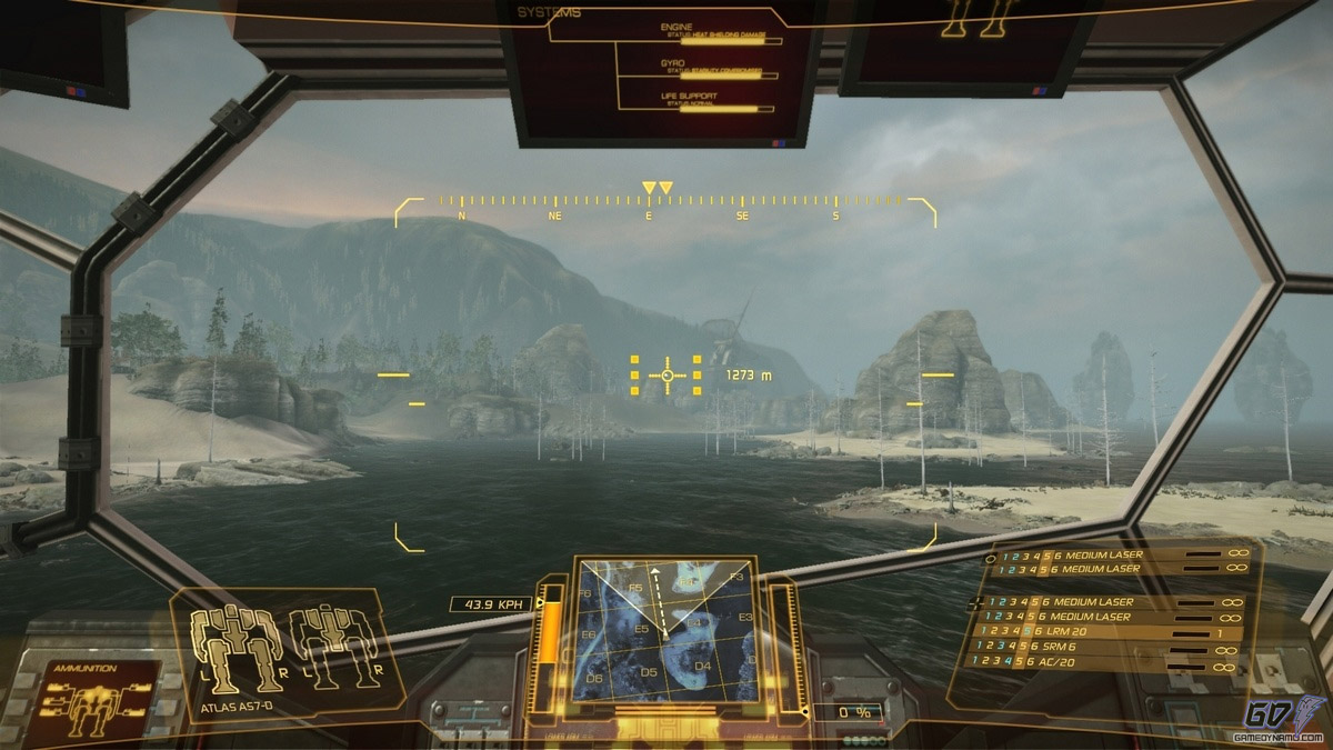 MechWarrior Online (PC) Review Screeshots