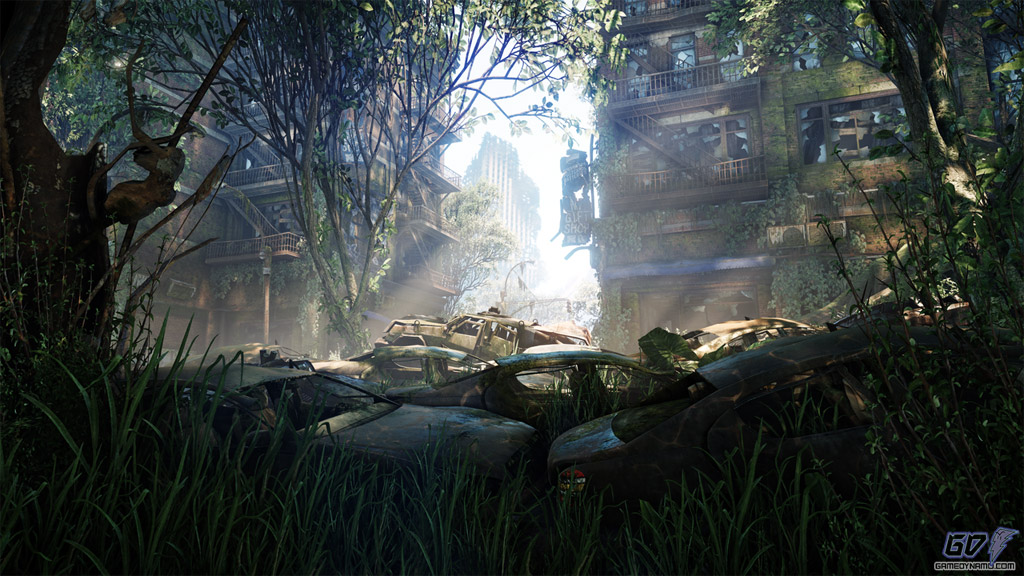 Crysis 3 (PC, PS3, Xbox 360) Screenshots