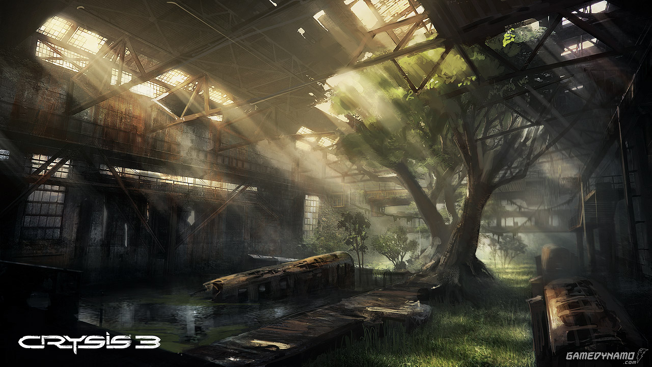 Crytek and Albert Hughes show us 'The 7 Wonders of Crysis 3'; teaser trailer and screenshots inside