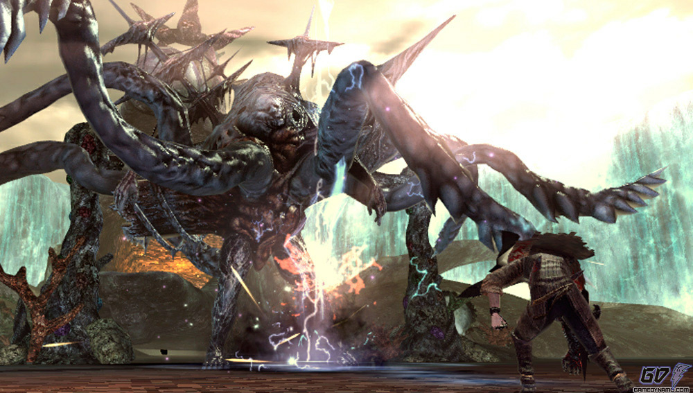 Soul Sacrifice for PS Vita screenshots (Inafune, Sony)