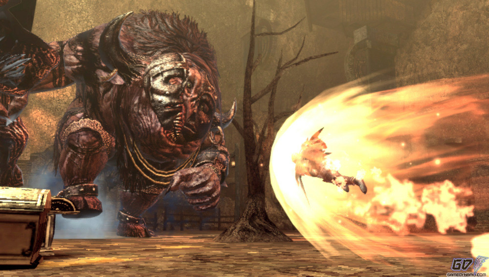 Soul Sacrifice (Vita) Preview Screenshots