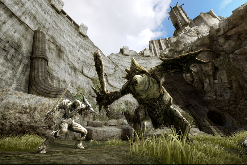 'Vault of Tears' update coming to Infinity Blade II; new enemies, items, and the power to like and re-tweet battle calls