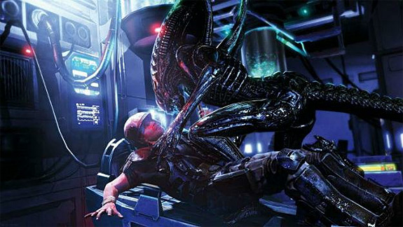 Aliens: Colonial Marines delayed until February 2013