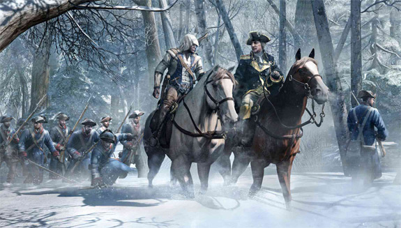 Assassin's Creed III DLC and Season Pass content leak