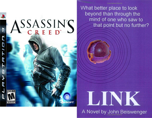Ubisoft and Link author settle over Assassin's Creed IP infringement