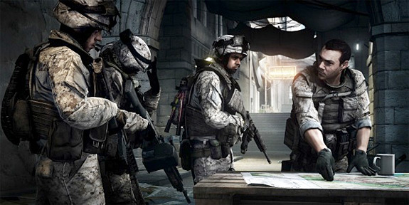 Battlefield 3 Premium service is like Call of Duty Elite (BF3, COD, MW3)