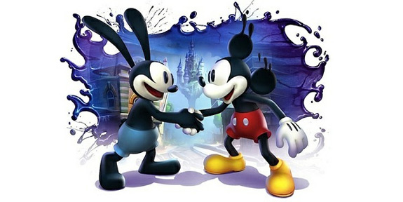 Disney Epic Mickey 2: The Power of Two release date (Junction Point, Oswald)
