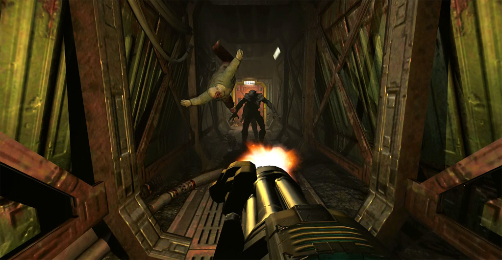 DOOM 3 BFG Edition for PC, Xbox 360 and PS3 (id, Bethesda)