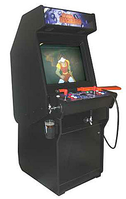 Dream Arcades Dreamcade Vision Kegerator Inebriation Station