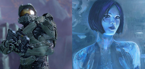 Halo Prometheans vs Flood Halo 4 May Have Prometheans