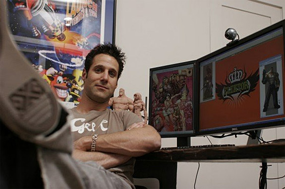 Jason Rubin takes over as THQ President