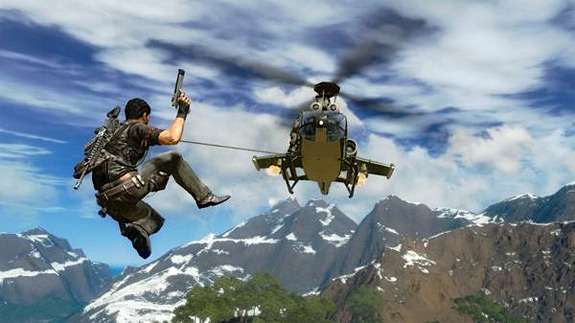 Just Cause 3 and 4 domain names registered by Square Enix (PC, PS3, Xbox, 360)