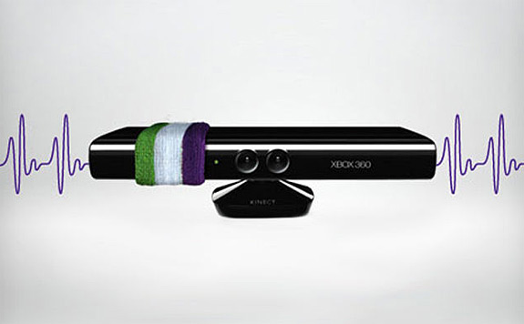 Microsoft Kinect Play Fit app for Xbox 360