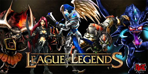 League of Legends hacked; passwords, e-mails, dates of birth compromised (Riot Games)
