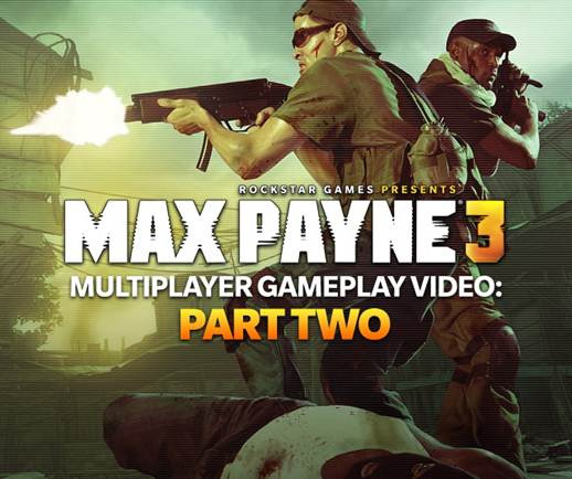 Game News Rockstar Gives Us Another Look At Max Payne 3 S