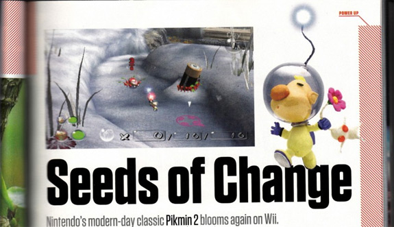 Game News New Play Control Pikmin 2 North American Release Outed