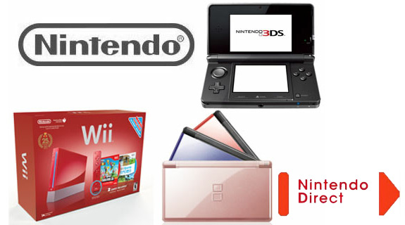 Nintendo Direct June 21, 2012 (Wii, 3DS, DS)